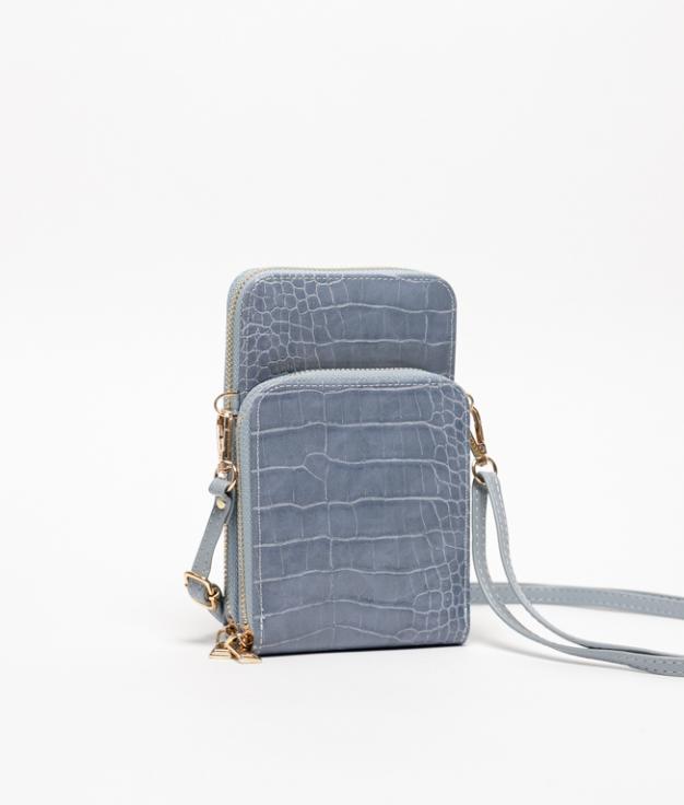 Wallet Mobile Holder Famatina - Blue