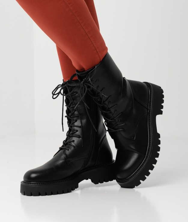 YENDIRA BOOT - BLACK