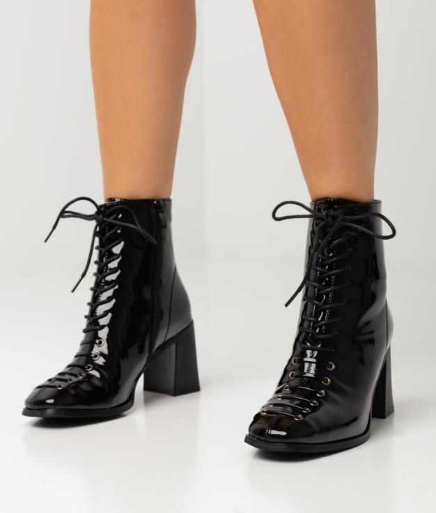 YELDA BOOT - BLACK