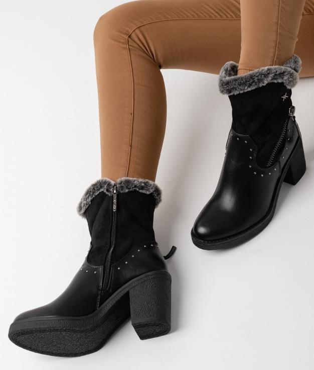 Boot Taquira - Noir