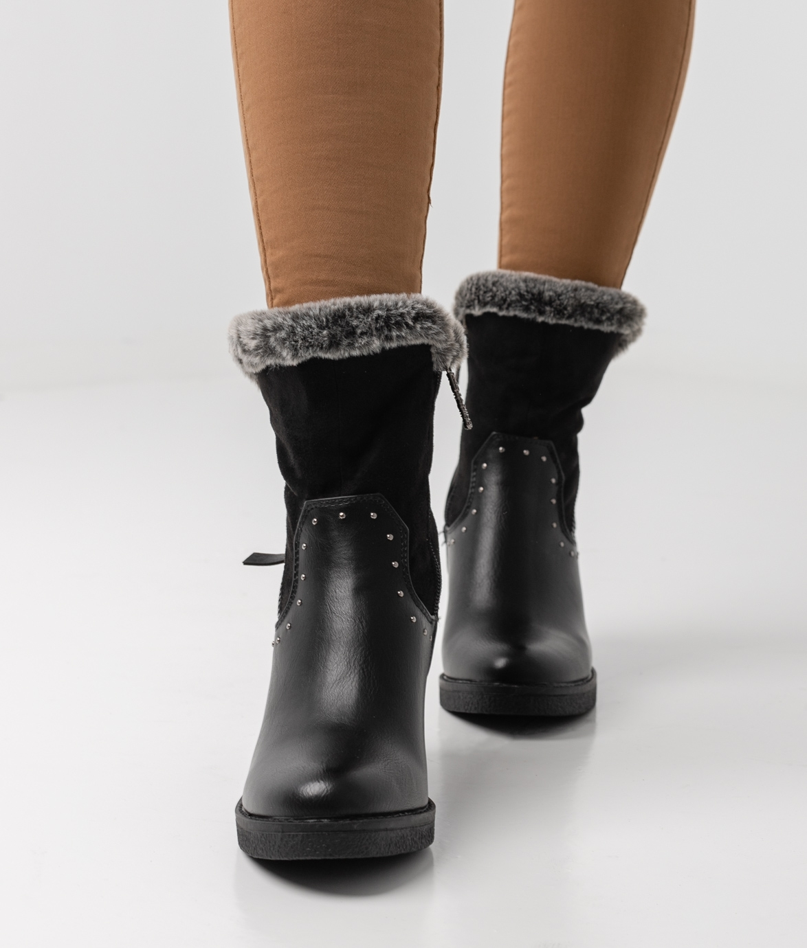 Taquira Boot - Black