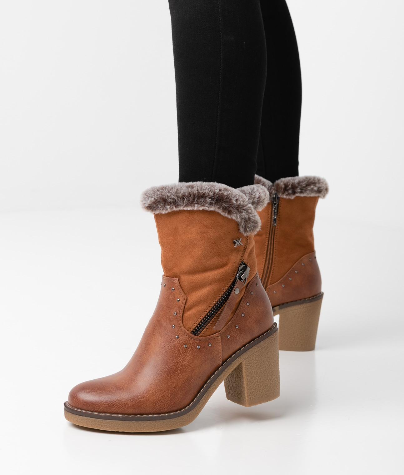 Taquira Boot - Camel