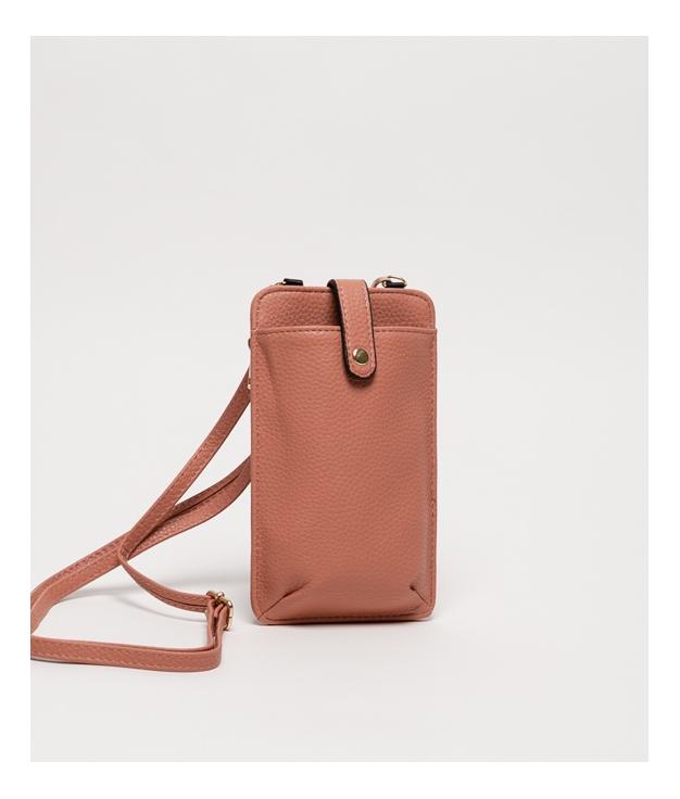 Wallet Mobile Holder Tafi - Pink