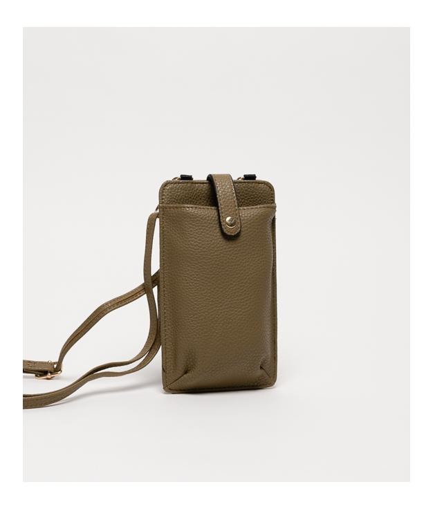 Wallet Mobile Holder Tafi - Green