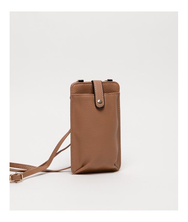 Wallet Mobile Holder Tafi - Khaki