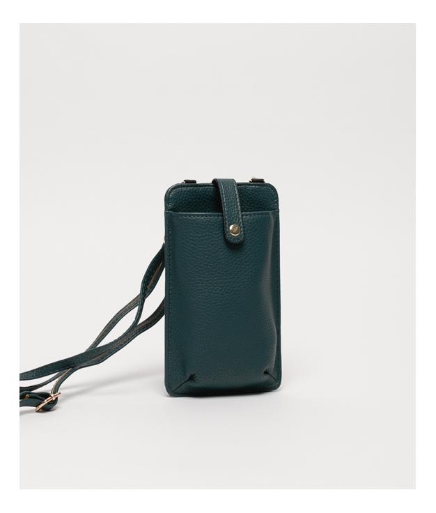 Bandolera portamóvil Tafi - Azul
