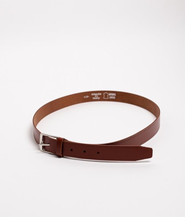 Cinturón piel Carleto - cuero
