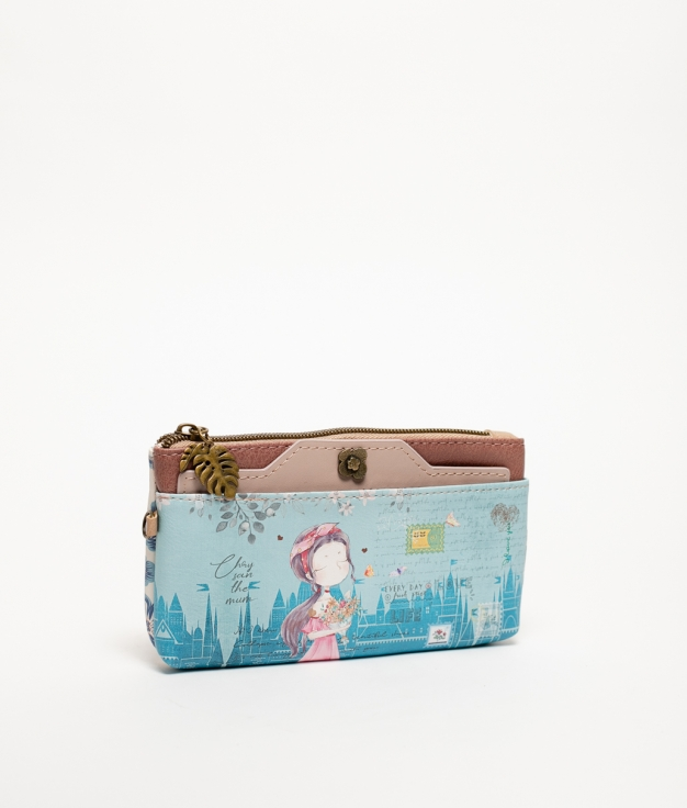 Portefeuille Sweet Candy Lalami - A