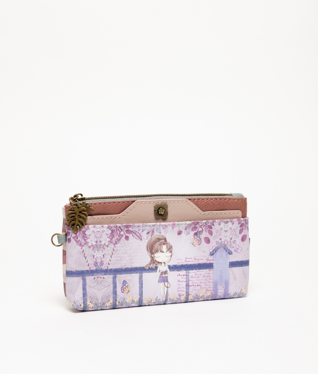 Portefeuille Sweet Candy Lalami - C