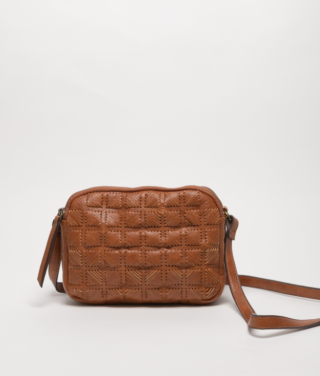 Bandolera Binia - leather