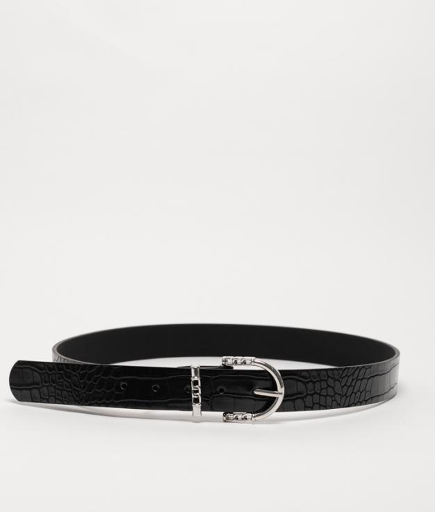 Cinturón Liberty - nero