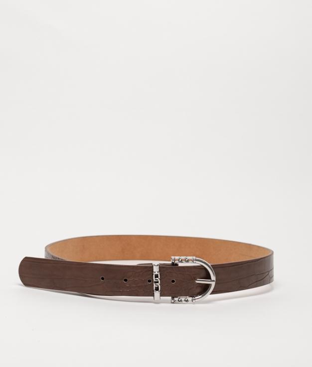 Cinturón Liberty - maron