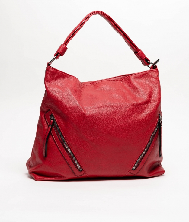 EVENING BAG - RED