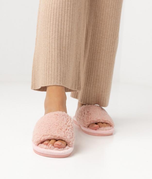 RIZAN SLIPPERS - PINK