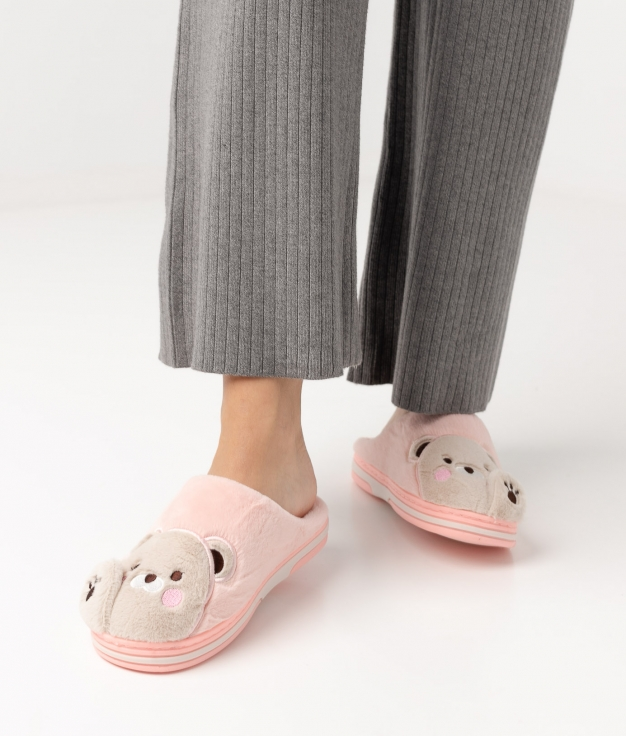 CHAUSSURE OSIRA - ROSE CLAIR