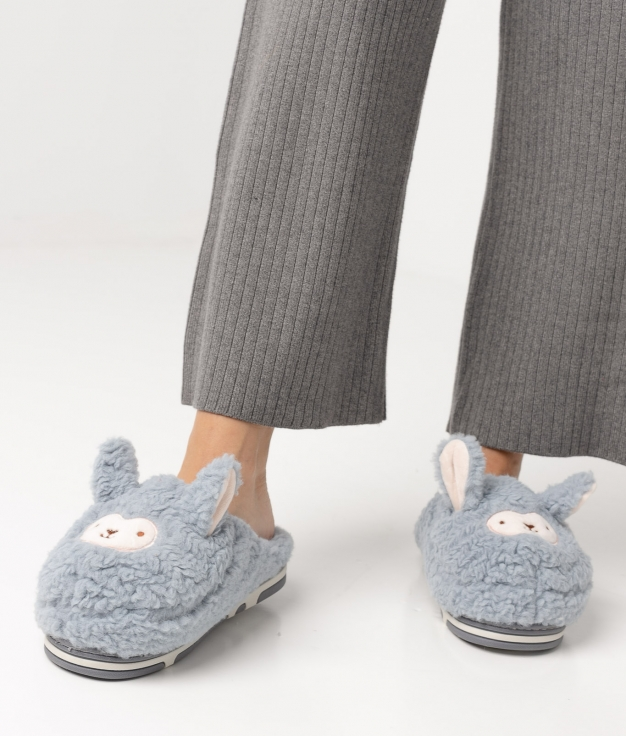 DOLY SLIPPERS - BLUE