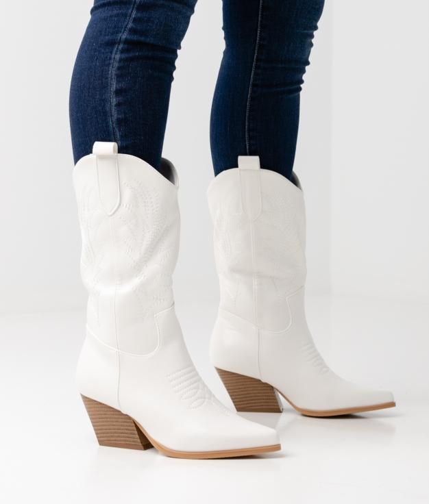 DIRELA BOOT - WHITE
