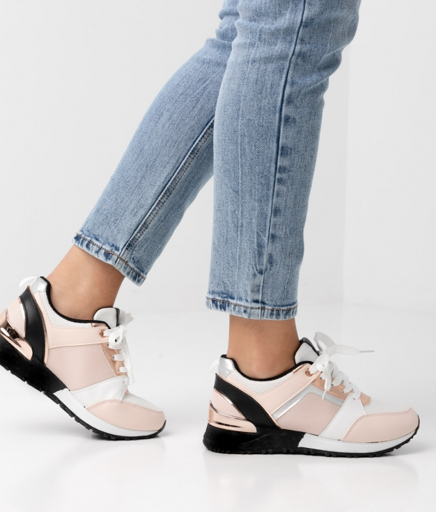 INDORE SNEAKERS - PINK