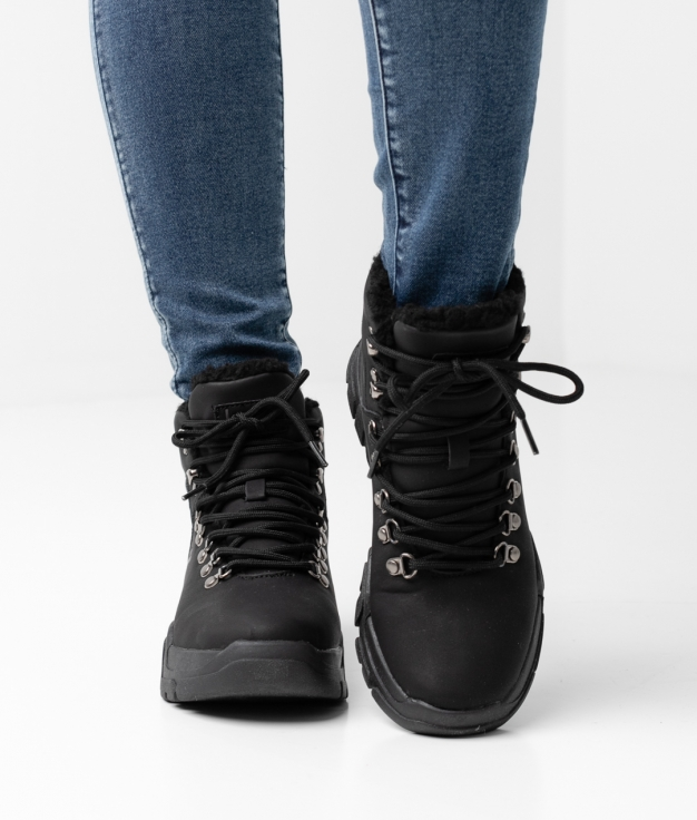Low Boot ASTER - BLACK