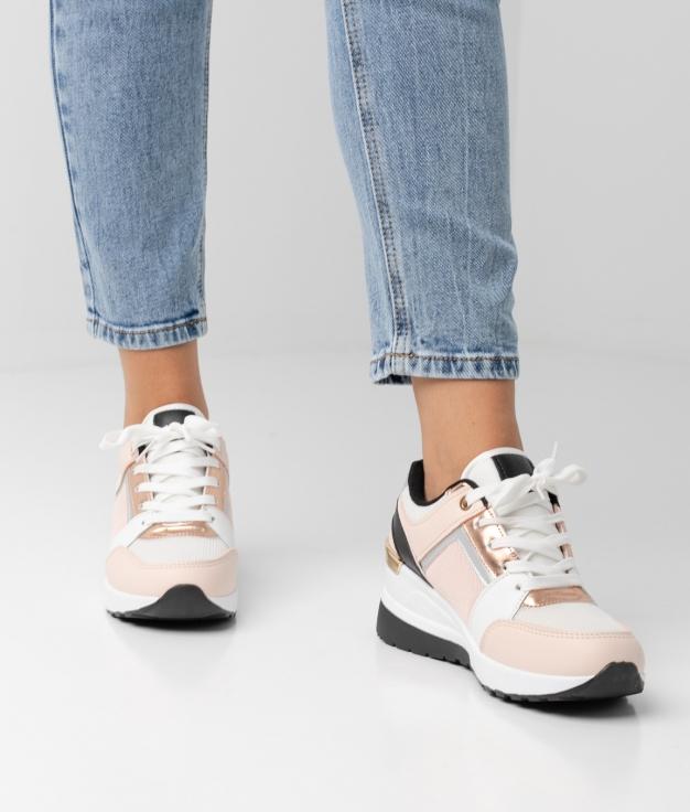 Sneakers Pirit - Rose