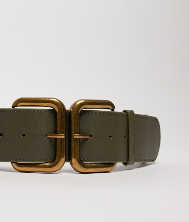 Cinturón elastico Zulu -verde