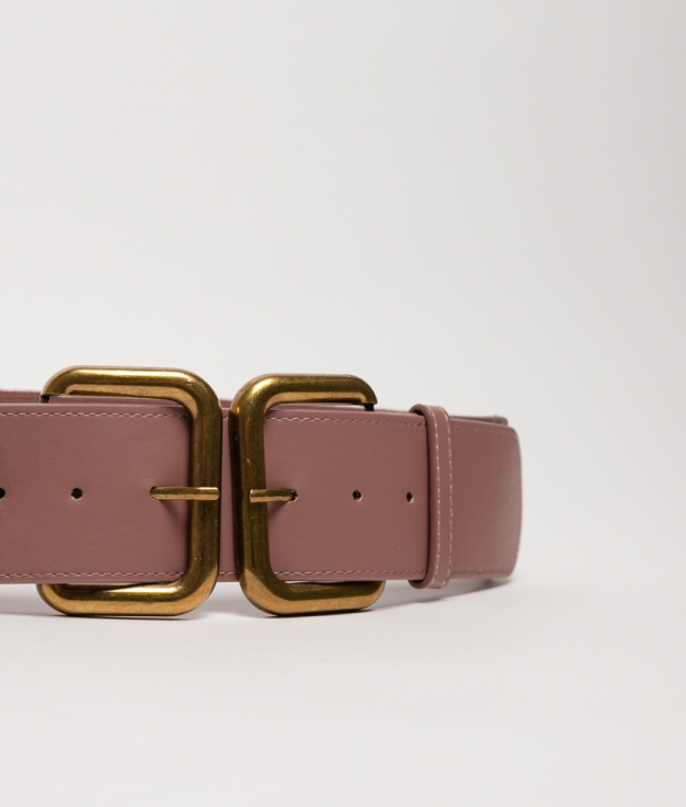 Cinturón elastico Zulu -malva
