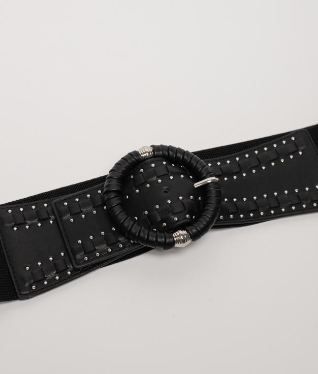 Cinturón elastico Sidonia - noir