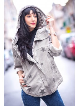 Chaqueta Starty - Taupe